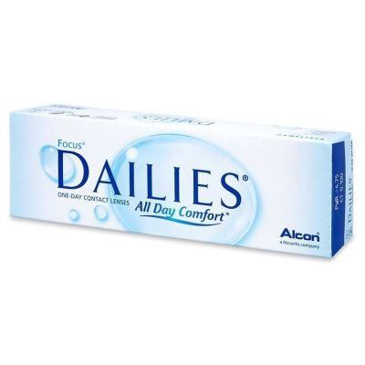 Focus Dailies All Day Comfort (30 buc)