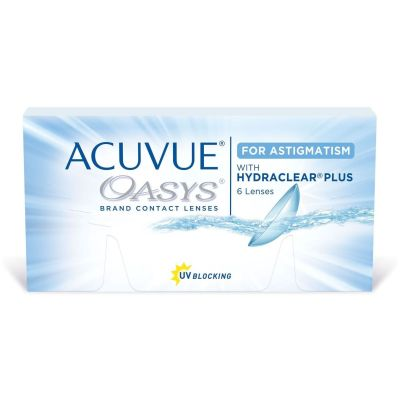 Acuvue Oasys for Astigmatism (6 buc)