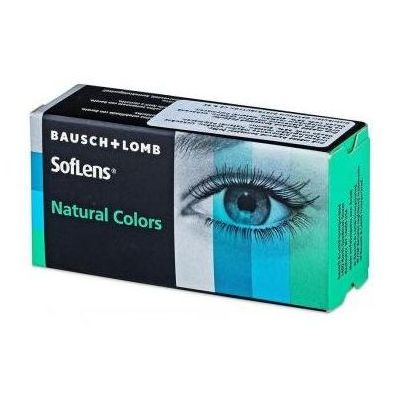 Soflens Natural Colors (2 buc)