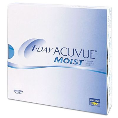 1 Day Acuvue Moist (90 buc)