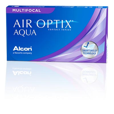 Air Optix Aqua multifocal (3 buc)