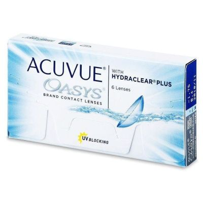 Acuvue Oasys with Hydraclear Plus (6 buc)
