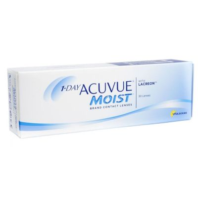 1·Day Acuvue Moist (30 buc)