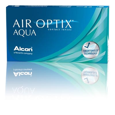 Air Optix Aqua (6 buc)