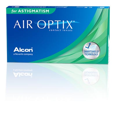 Air Optix for Astigmatism (6 buc)