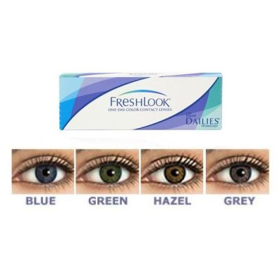 Freshlook One-Day (10 buc)